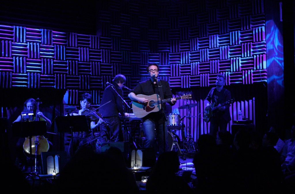 Mike Errico Holiday Show: Dec. 19th, Joe's Pub