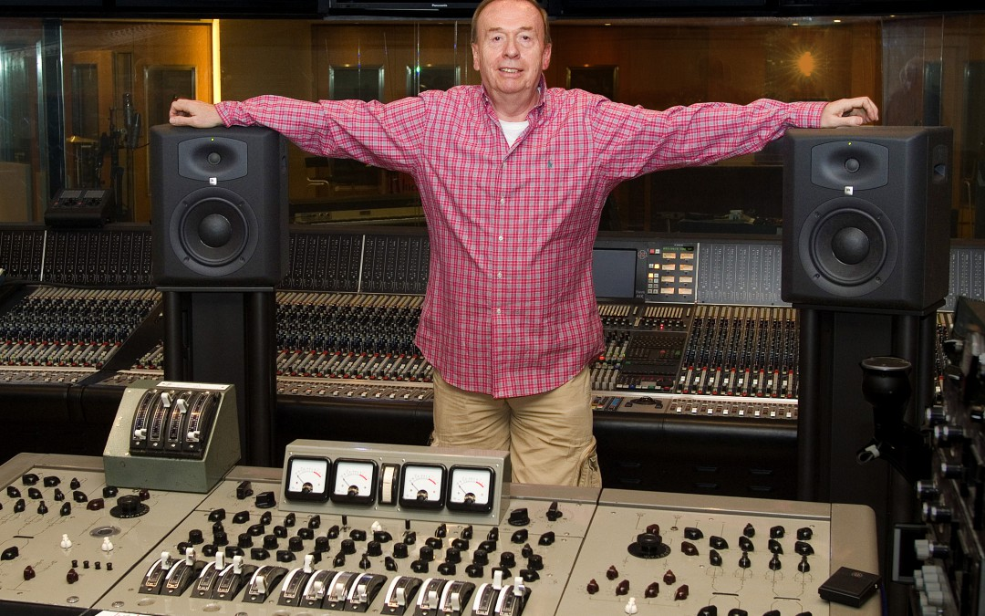 Interview: Geoff Emerick