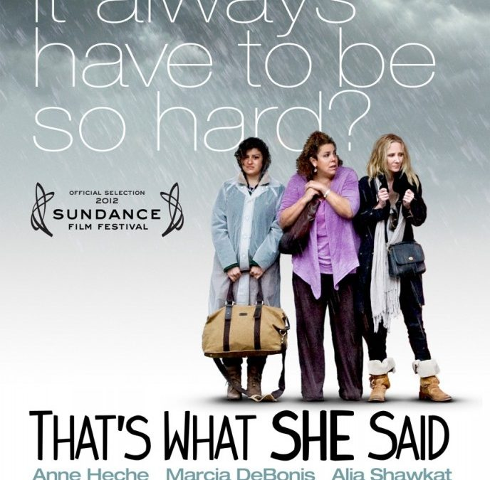 """That's What She Said"" Inks Distribution Deal"
