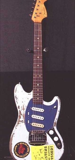Cool Guitars: Sonic Youth