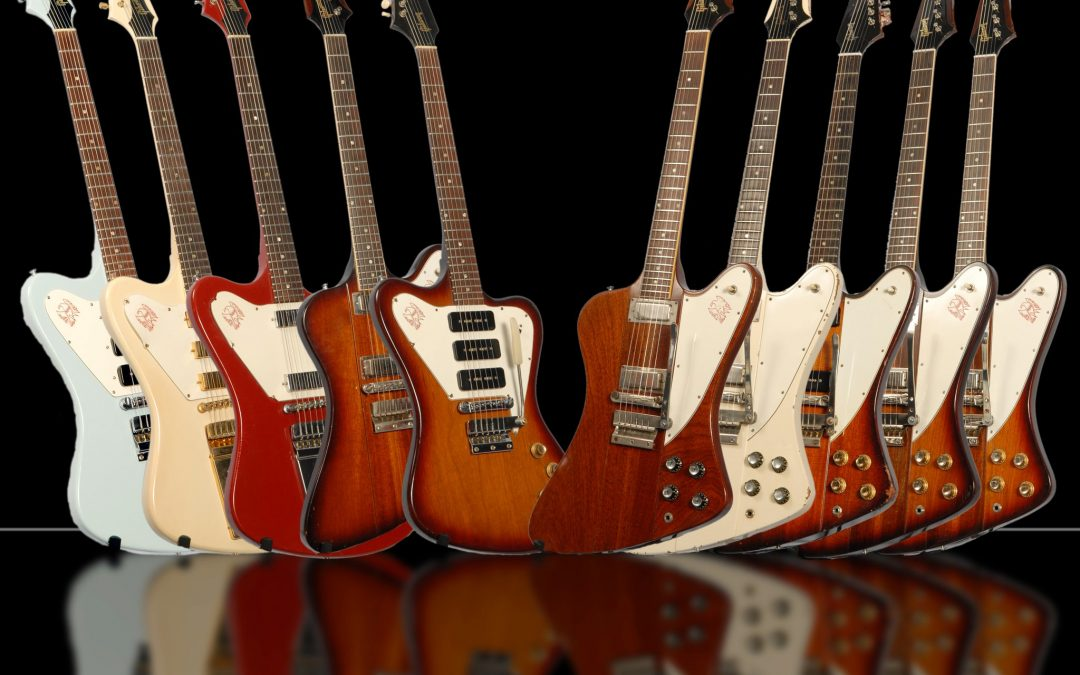 Cool Guitars: Gibson Firebird