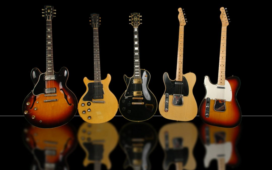 Cool Guitars: Lefthanded Version