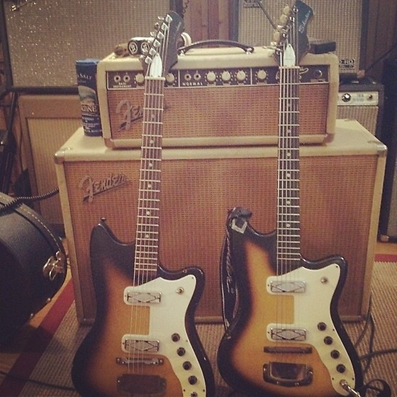 Cool Guitars: Silvertone