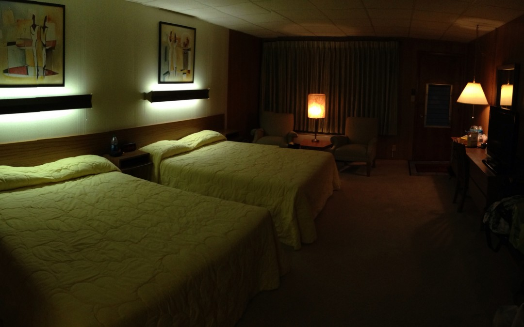 The Solo Show: An Unwritten History of Motel Rooms
