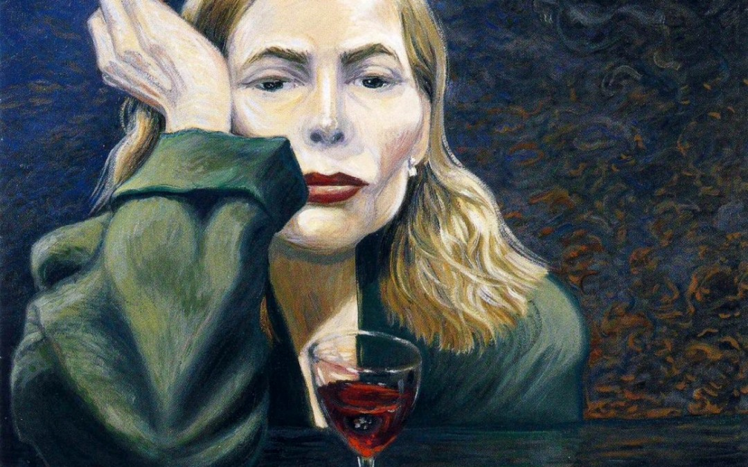 "Joni Mitchell is Not a ""60s Folksinger"""