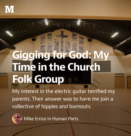 Gigging for God: My Time in the Church Folk Group