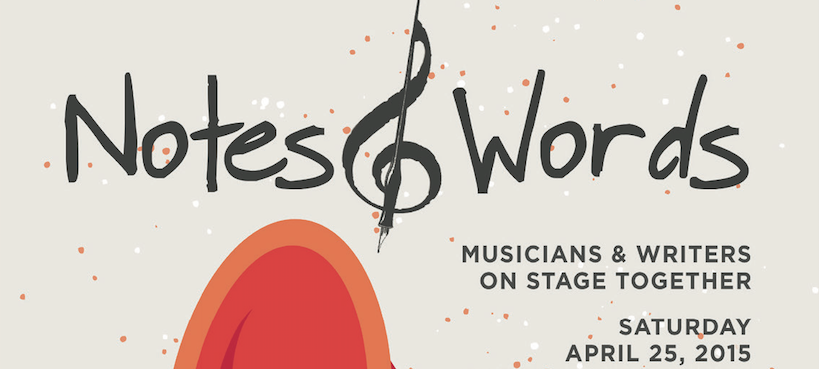 Playing The Paramount, San Francisco, 4/25 for Notes and Words