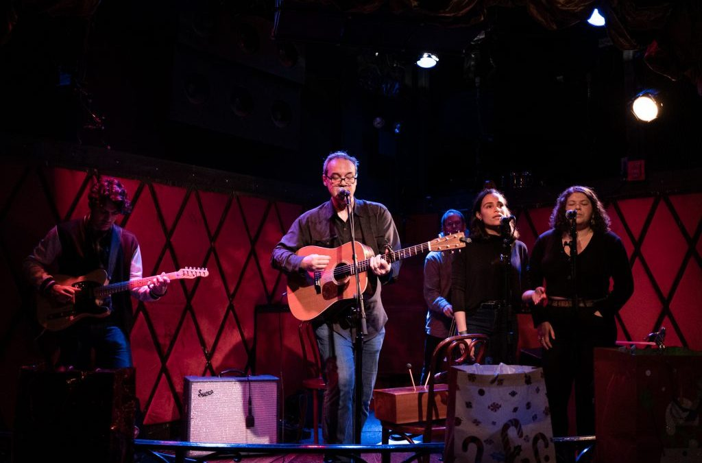 Shots of the Mike Errico Holiday Show 2019