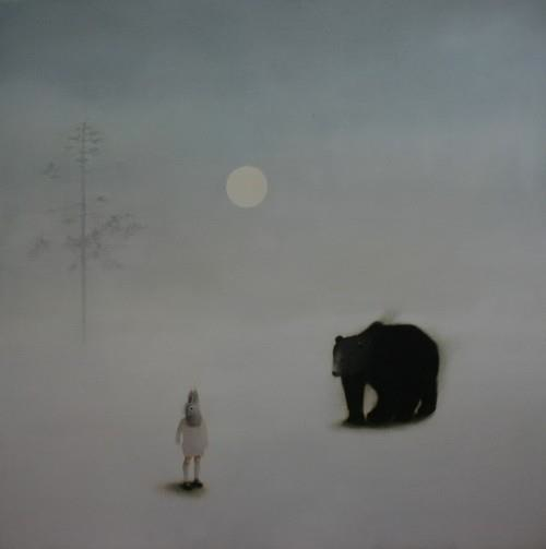 Bears as Art and Social Criticism: Connection