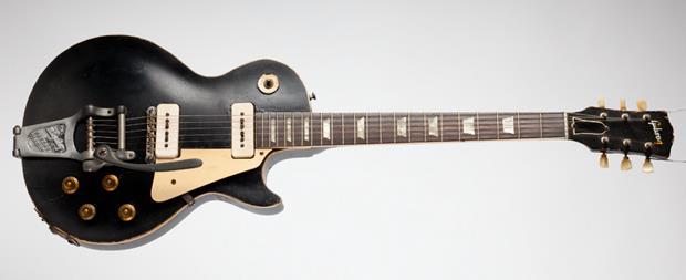 Cool Guitars: 1955 Les Paul