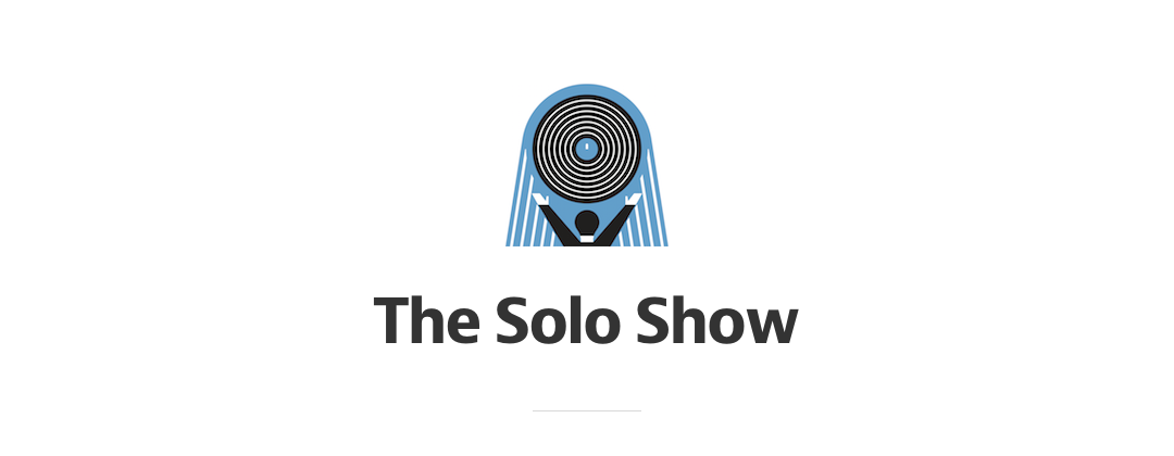 "My New Essay Collection, ""The Solo Show"""