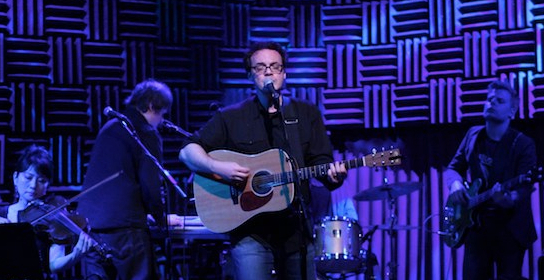 The Mike Errico Holiday Show, Dec. 9th At Joe's Pub, NYC